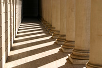 Pillars, Shadows and Light