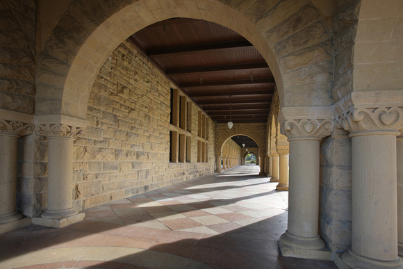 Long Corridor of Archies